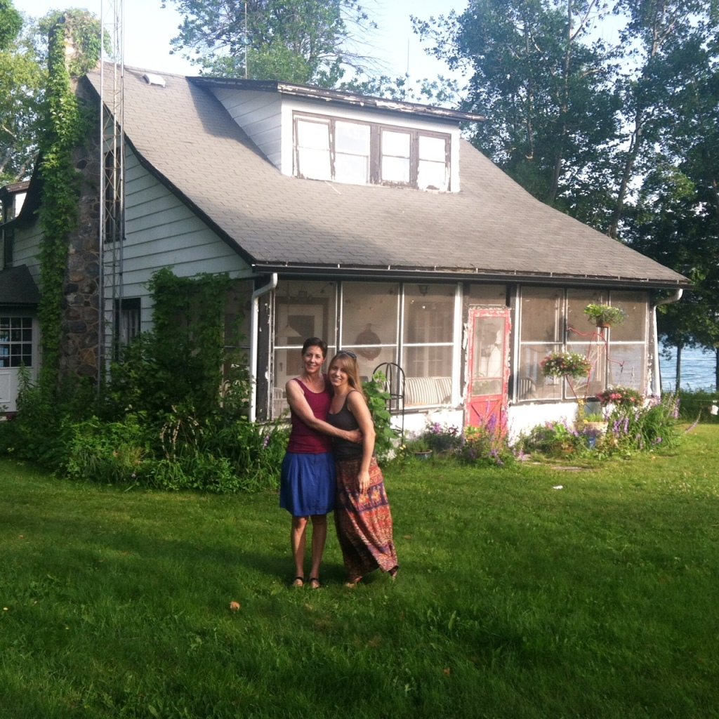mom and me cottage